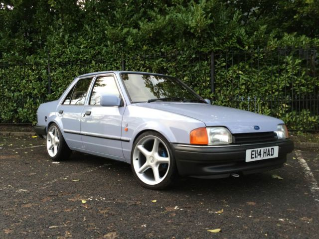 1987 FORD ORION 1.4 GHIA not escort sierra ***MUST BE SEEN*** | eBay