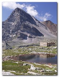 8 - Il Lago Camoscere e il Monte Chersogno (2007)