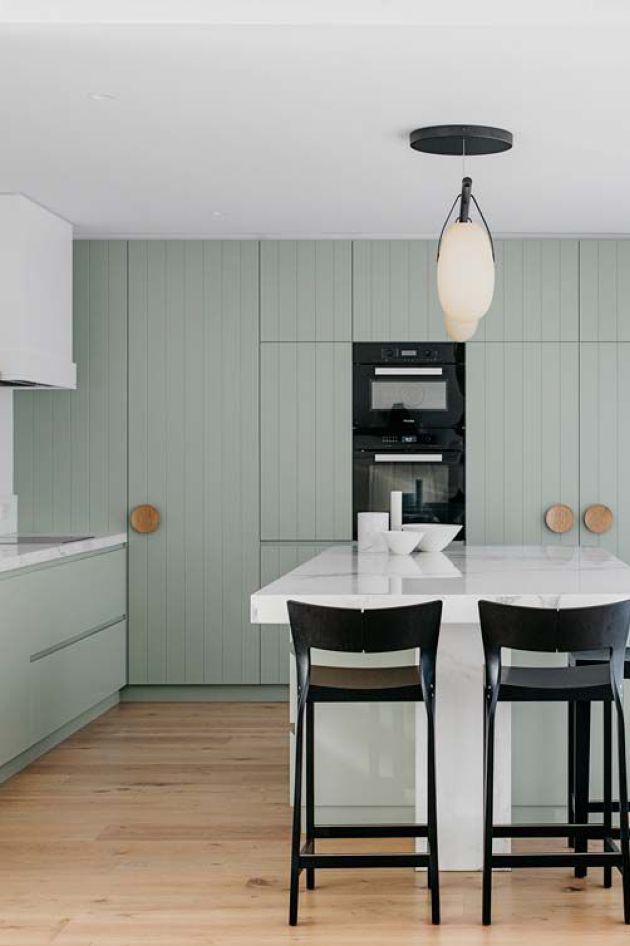 Pistachio Kitchen Paint Color Ideas Kitchen Interior Design Modern Interior Design Kitchen Kitchen Cabinet Design