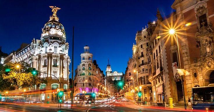 Roteiro de quatro dias em Madri #viagem #barcelona #espanha