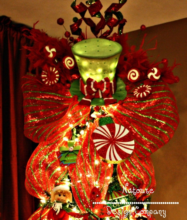1000+ Ideas About Tree Toppers On Pinterest