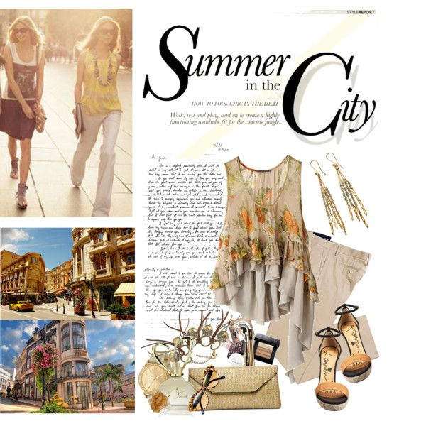 Summer at St. Rodeo, created by hanum on Polyvore