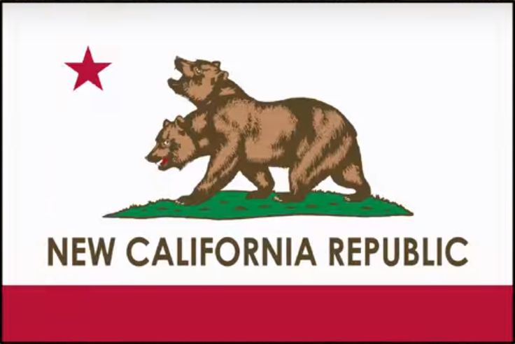 Fallout New California Republic Flag
