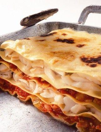 Lasagnes de Cabillaud - Pescanova