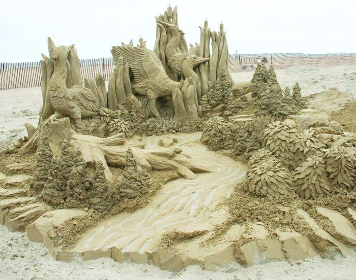 Hampton Beach, New Hampshire - Annual Sandcastle Competition Photo Gallery - Sand Castle Sculpting New EnglandSands Castles, Photos Gallery, New England, Sandcastle Competition, Hampton Beach, 2012 Competition, New Hampshire, Sands Sculpture, Sands Art