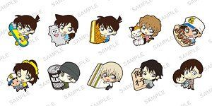 Detective Conan Pitacole Rubber Strap Vol.2 (Set of 10) (5,225yen)