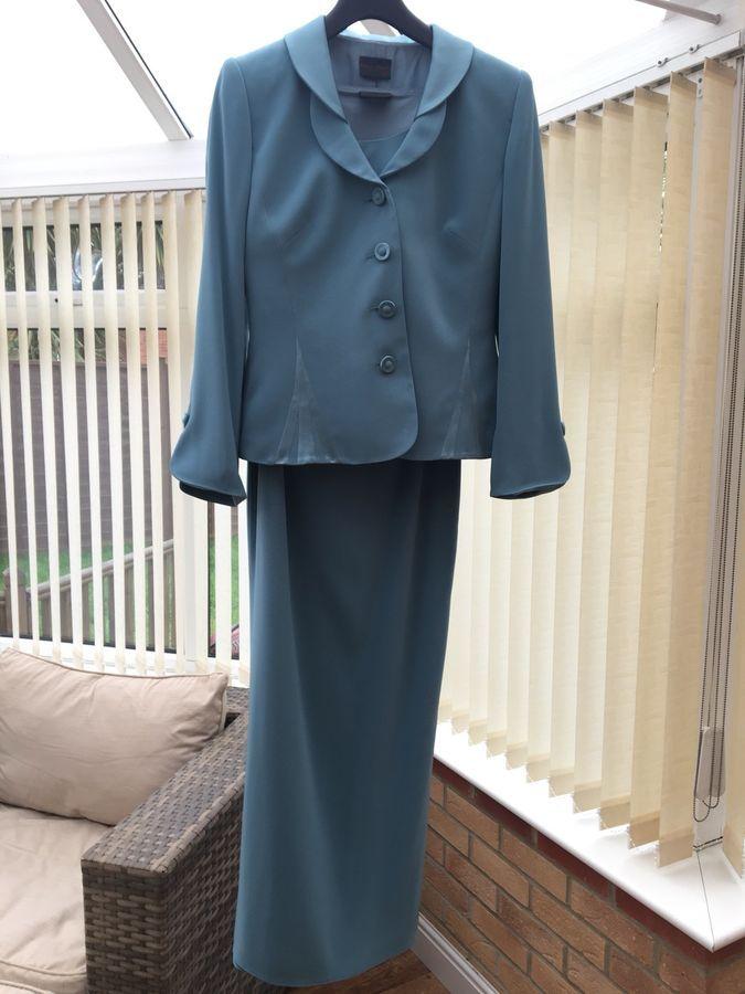 Frank Lyman Black Trouser Suit BNWT