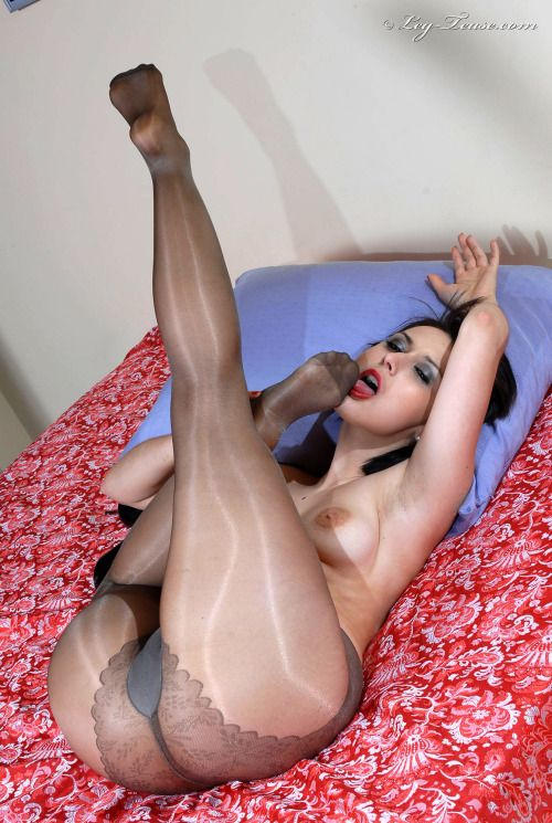 Fuckers Sexual Pantyhose Glamour 29