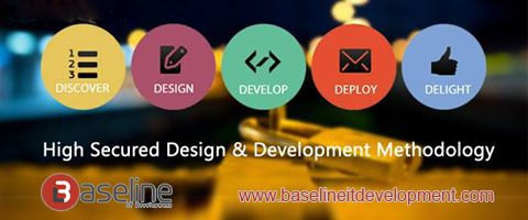 A visually wonderful website is only possible with a retina ready and agreeable #website_design. Is your website at par with changing trends? Upgrade with Baseline IT Development, the Web development, and Web designing studio in #chandifarh.