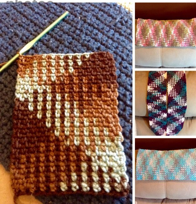 Planned Pooling Crochet Diy Pinterest