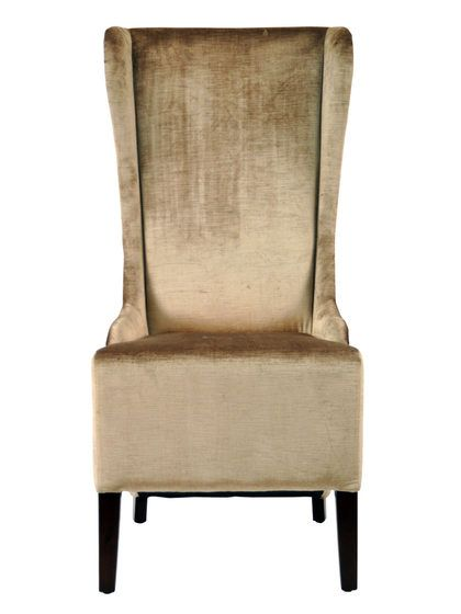 Bacall High Back Dining Chair by Safavieh at Gilt