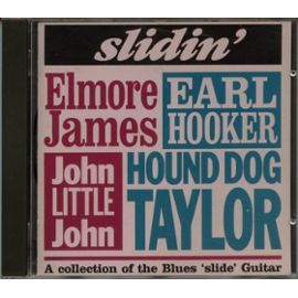 Slidin' Blues Slide Guitar Collection - Earl Hooker
