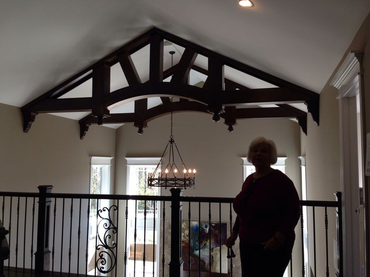 0cd26c47aa7fe70333322a64356e4276--ceiling-beams-ceilings Vaulted Ceilings Lighting Ideas For Hgtv on lighting for kitchen ideas, lighting for basement ideas, lighting for high ceilings ideas, lighting for living room ideas, lighting for deck ideas,