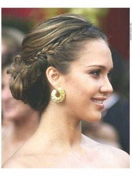 Festliche Hochsteckfrisuren Mittellanges Haar Dutt Selbermachen