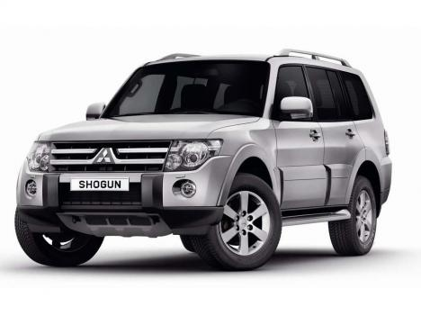 The Mitsubishi Shogun Diesel Sw  #carleasing deal | One of the many cars and vans available to lease from www.carlease.uk.com
