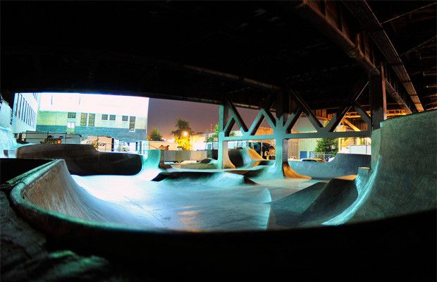 Burnside Skatepark - The 25 Best Skateparks in the World | Complex CA