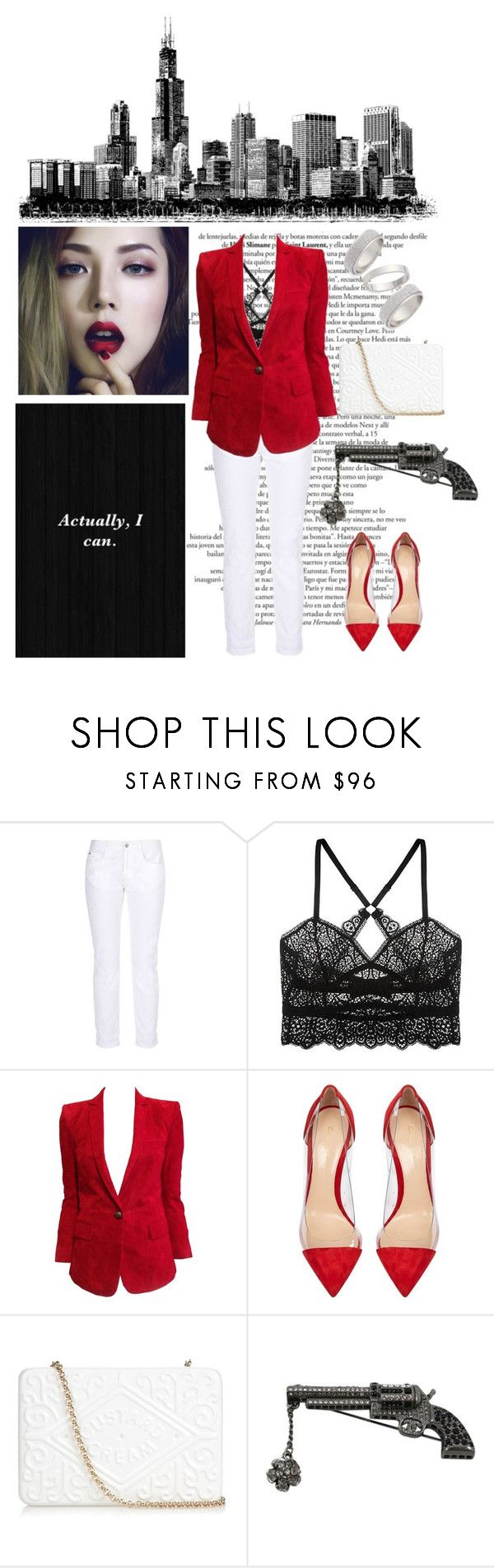 """Dangerous"" by sparrows-and-poppy on Polyvore featuring STELLA McCARTNEY, ELSE, Balmain, Gianvito Rossi, Anya Hindmarch, Chanel, Topshop, women's clothing, women's fashion and women"