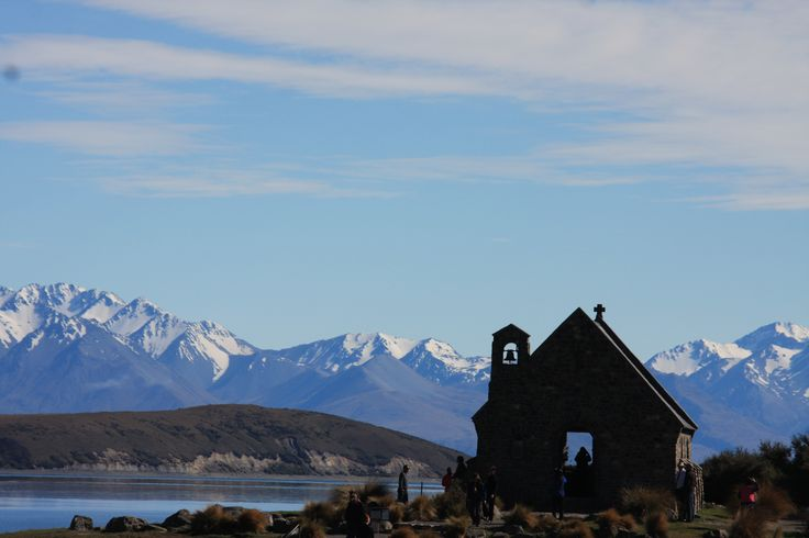 The Church of the Good Shepherd in Tekapo is a stunning stop.