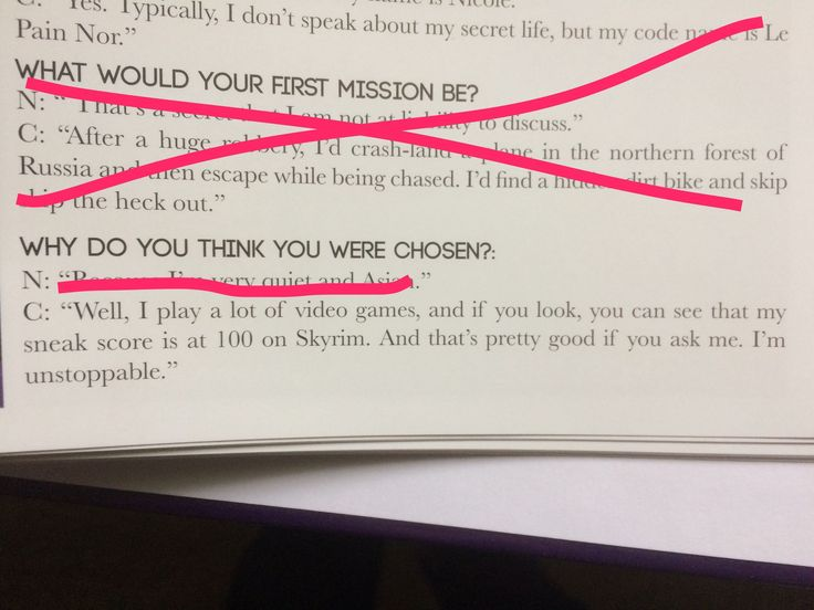 This legend in my yearbook on why he is most likely to be a secret agent #games #Skyrim #elderscrolls #BE3 #gaming #videogames #Concours #NGC