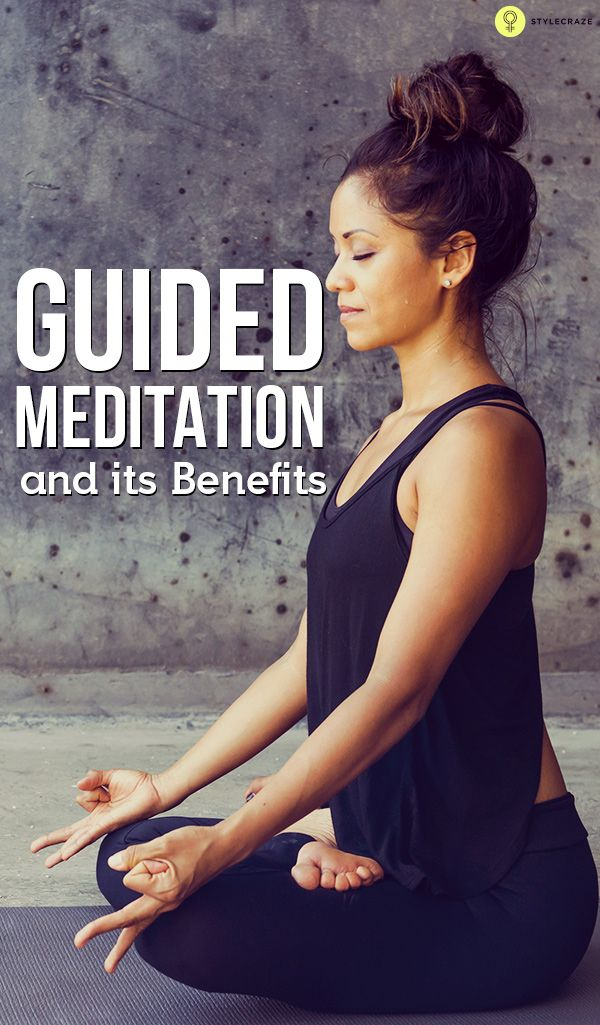 Guided Meditation is a must for all. Know why!!