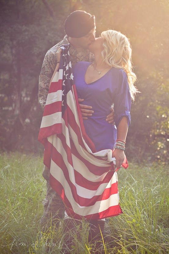From Jen's Lens: Midway Couples Photographer | Military Couple | Chase + Megan