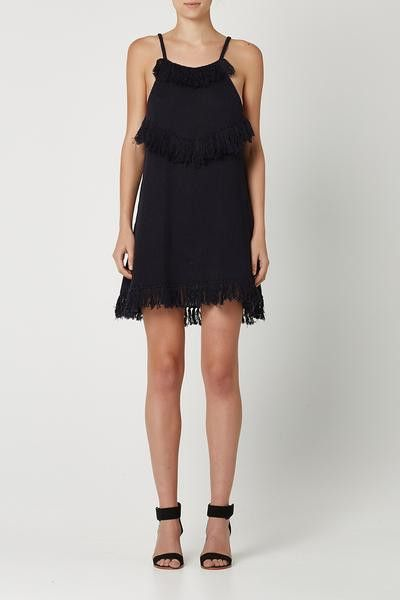 May the Label  - Demi Crochet Dress
