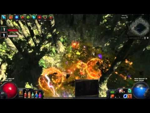 Path of Exile / Spiders in the mosh pit