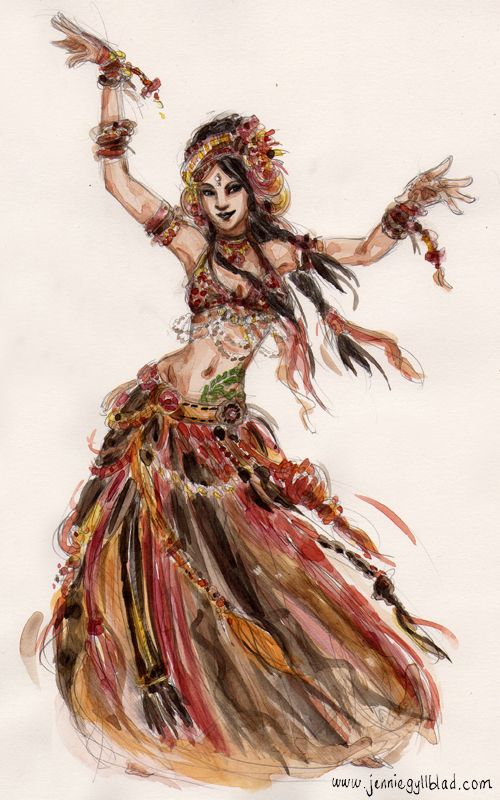 Hello from a painter wanting to learn belly dance!