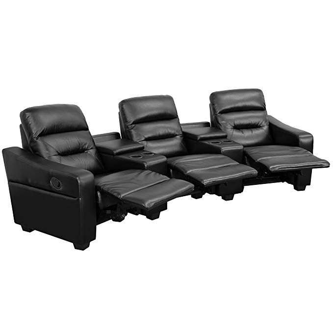 Pin On Home Theater Seating, Flash Furniture Recliner Reviews