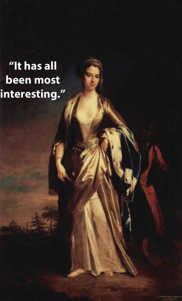 Lady Mary Wortley Montagu   British author   Britannica.com