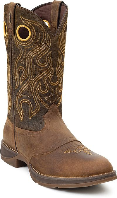 Durango Men's Rebel Saddle Cowboy Boots  http://www.onlinebootstore.com/great-boots/items/DB5468.html