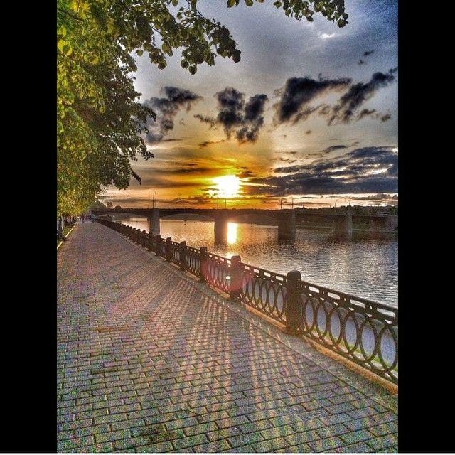 """""""Автор: @aest_fit  Жми Like Предлагай свои фото в Direct#Tver #TverLike #insta69 #instatver #Тверь"""""""