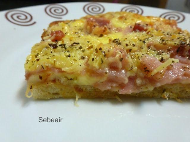 La cocina de sebeair: MASA DE PIZZA DE JAMIE OLIVER (thermomix y horno)