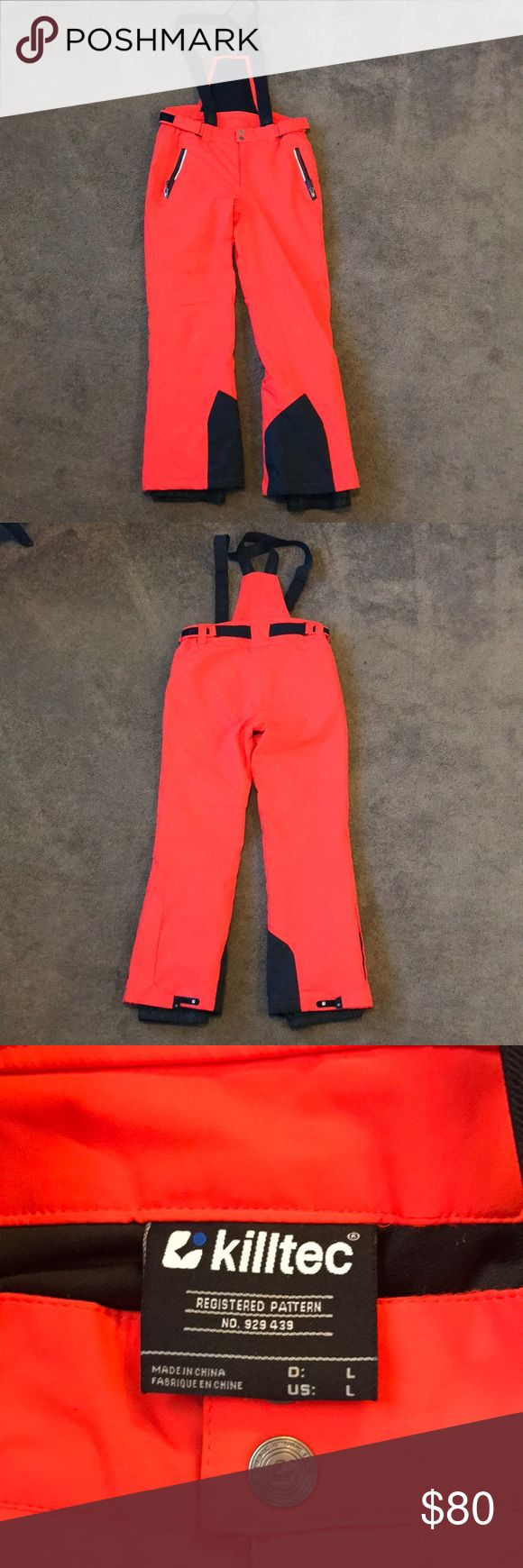 I just added this listing on Poshmark: Killtec Tarat Functional Pants w/Detachable Straps. #shopmycloset #poshmark #fashion #shopping #style #forsale #Killtec #Other