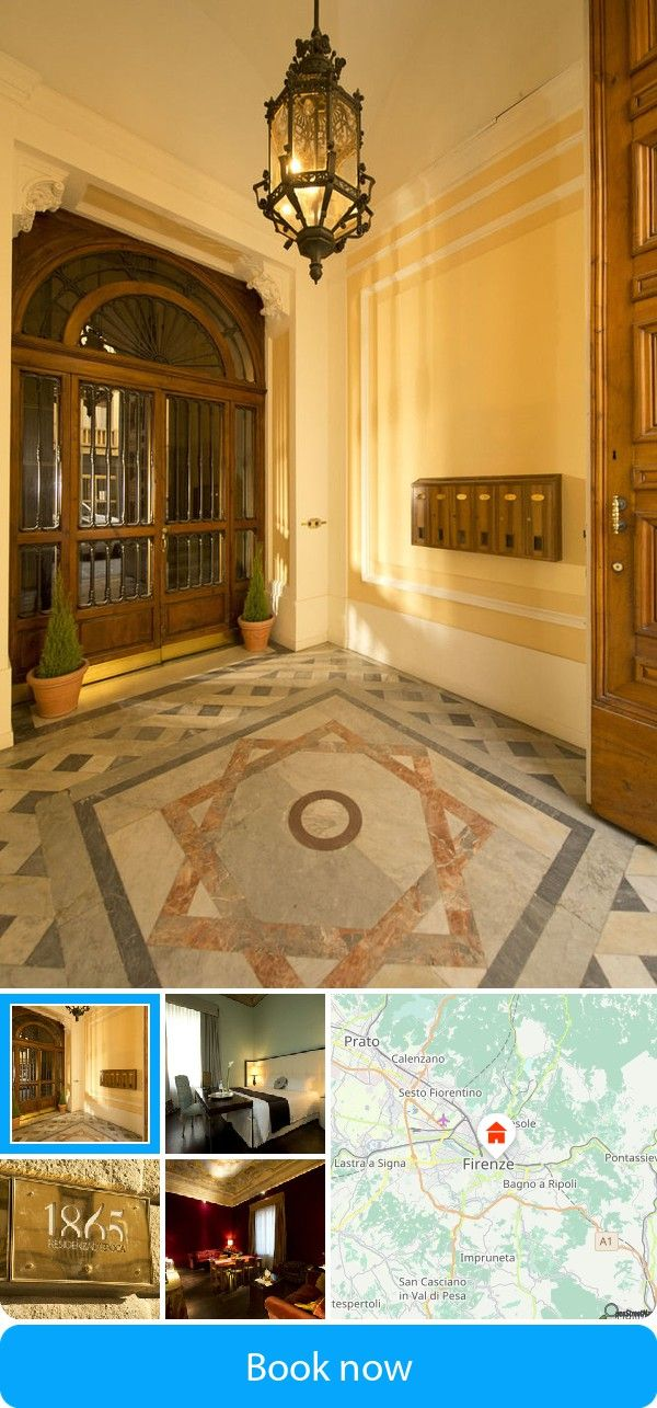 1865 Residenza D'epoca (Florence, Italy) – Book this hotel at the cheapest price on sefibo.