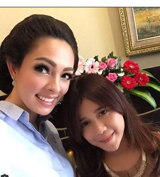 Reisa Broto Asmoro dan Jodie (Instagram)