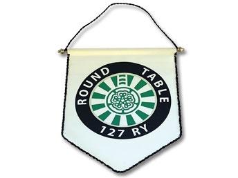 Round Table 127 Ry. Round Table Banner. Se mere online på www.jef.dk eller tag direkte kontakt til vores salg på T: 70 27 41 11 eller E: info@jef.dk