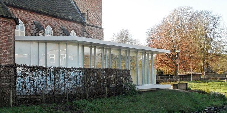 Uitbreiding Kerk Groesbeek - Finbarr McComb Architect