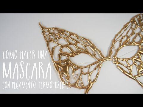 52 best m scaras de carnaval images on pinterest - Como hacer una mascara ...