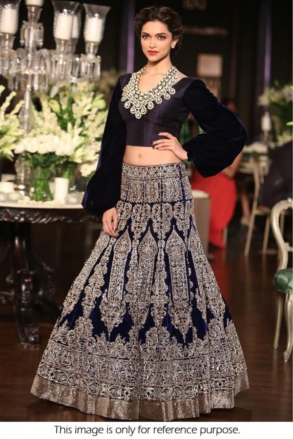 Bollywood celebrities have given a new dimension to the Indian Lehenga giving a whole new range of variety to shoppers. -www.cooliyo.com