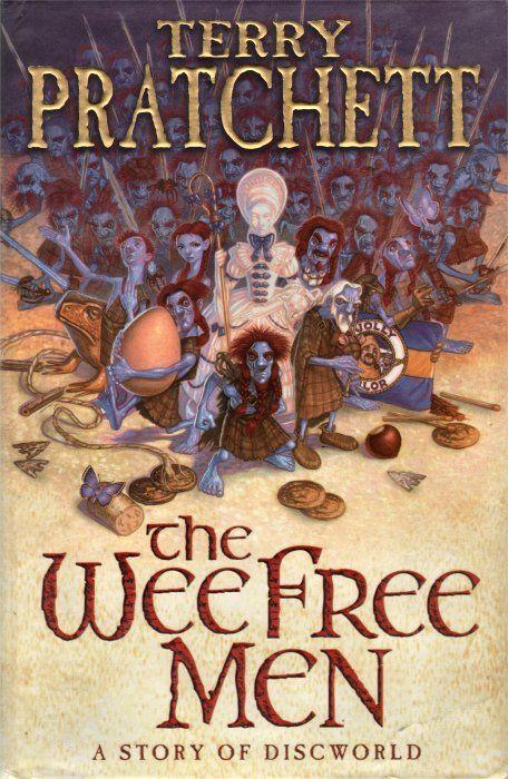 The Wee Free Men (April 2015 Fantasy Book Club Read)