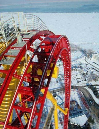 Scream For More Roller Coasters  Extreme Fun