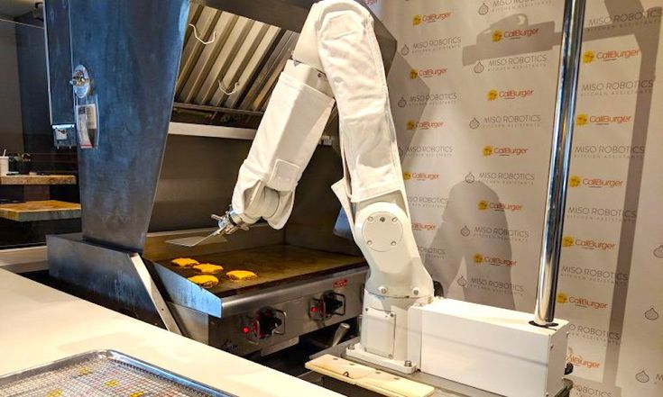 The robots may or may not be coming for all of our jobs. But, it seems, one specific robot has already come for some of them in California. The aptly named
