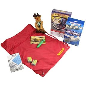 Santa's Game Bag - 8 plus - for all your travel size needs