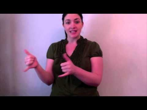 Sign Language for Babies and Kids (30 basic signs)