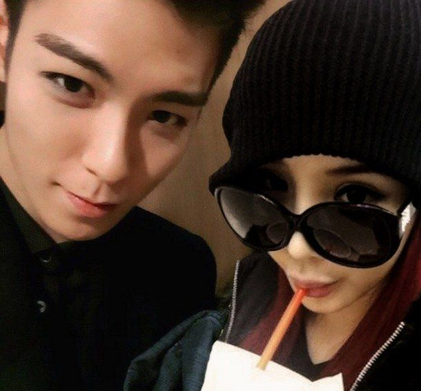 park bom and top dating allkpop 2ne1