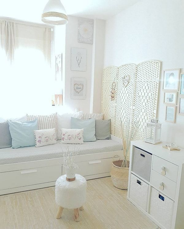 Decorating Ideas For Small Spaces On A Budget | Living Room ...