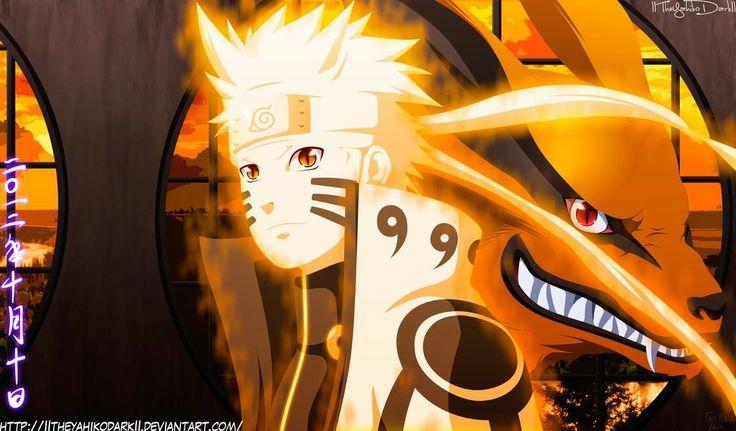 Koleksi Gambar Manga Naruto Bijuu Mode 1600×1131 Naruto Kurama Mode Wallpapers (40 Wallpapers) | Adorable Wallpapers