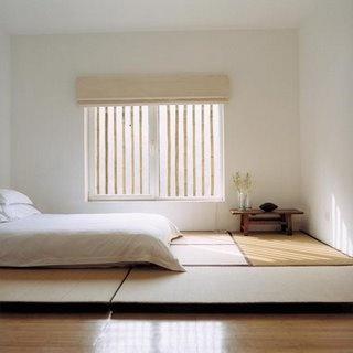 tatami & bed