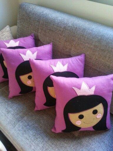 Prenses Yastık / Princess Pillow